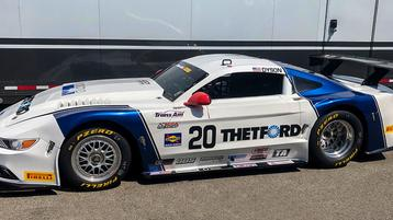 IN THETFORD LIVERY DYSON GOES FOR THIRD STRAIGHT TRANS AM WIN AT MID-OHIO; ADDS NASCAR XFINITY RACE TO WEEKEND SCHEDULE
