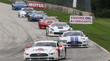 DYSON LOOKS TO ROAD AMERICA TO EXPAND TRANS AM CHAMPIONSHIP POINT LEAD