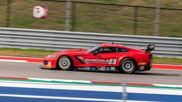 Ruman Ready to Sizzle in Texas as Trans Am Heads to COTA