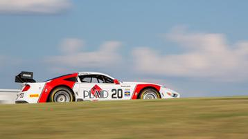DYSON FINISHES SECOND AT COTA; TRANS AM TITLE COMES DOWN TO DAYTONA