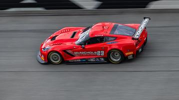 Ruman Heads to Daytona to Close Out 2019 Trans Am Season Maintains Third in Points after 5th Place at COTA