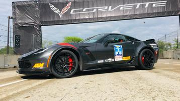 Chevrolet Corvette Grand Sport Set to Lead Trans Am to Green Flag at Detroit Grand Prix