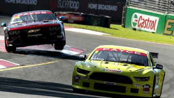 (TA Australia) Clean-sweep for Aaron Seton after popular Trans Am Adelaide debut