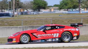 Strong Start to 2020 for Ruman – Takes 3rd at Sebring Trans Am Opener