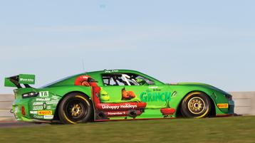 The Grinch Steals Podium with Drissi at COTA and Loshak Championship Hunt Still Alive