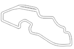 Detroit GP Track Map