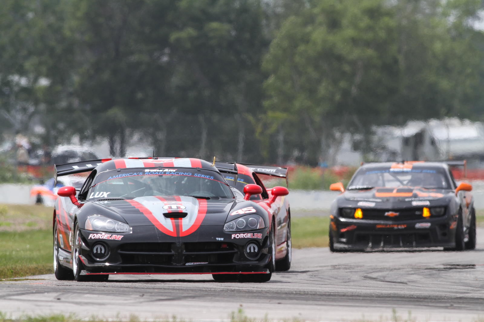 Ruman wins Trans Am Series race; Archer takes second | Brainerd ...